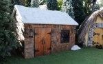 elf fairy house